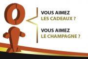 Vous vendez un bien immmobilier ? Jusqu'au 28 Février 2017, profitez de notre opération champagne !!
