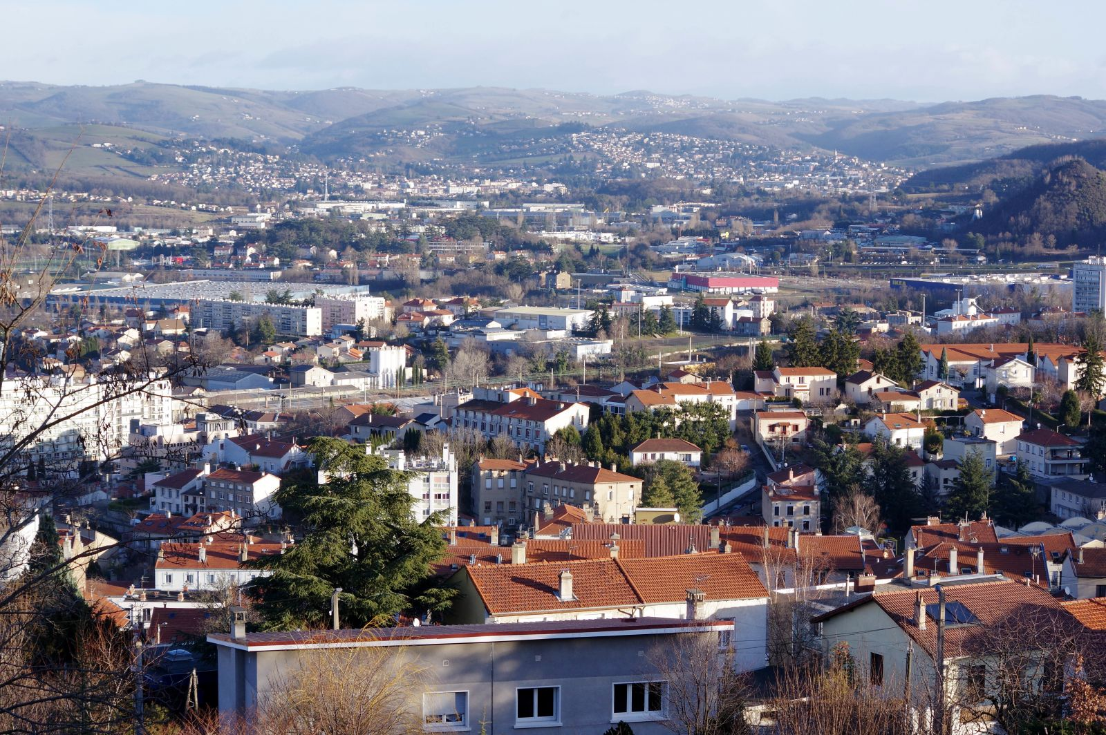 Vivre autour de Saint Etienne